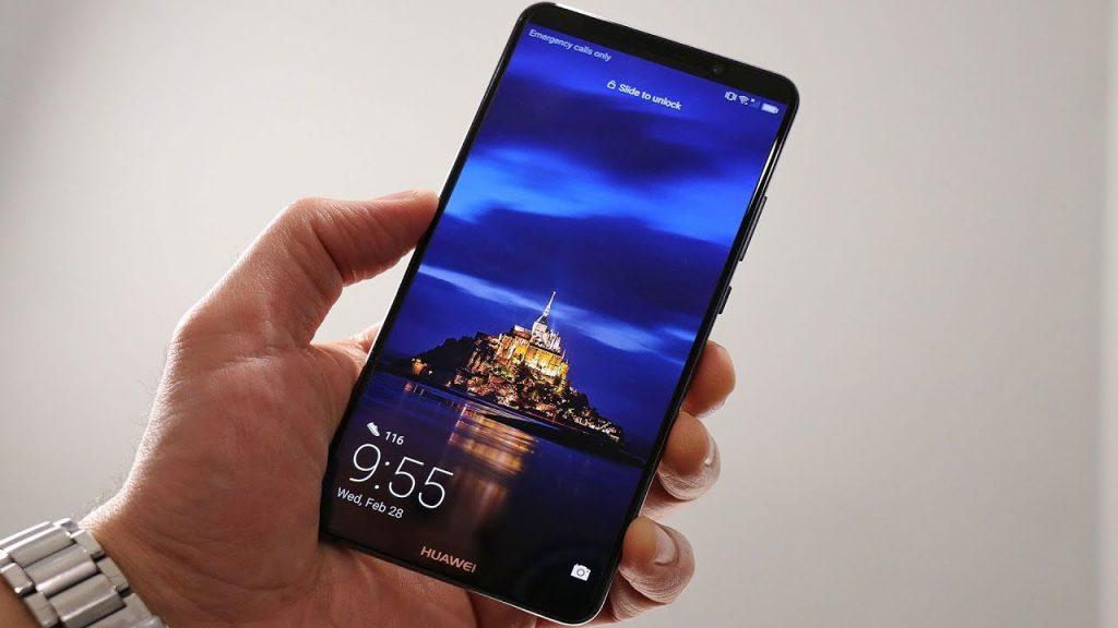 repair Huawei Mate 10 pro Screen