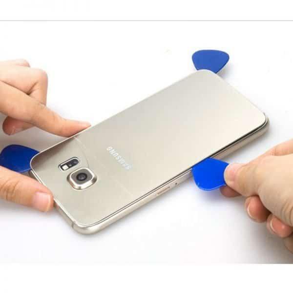 change back cover Samsung S6
