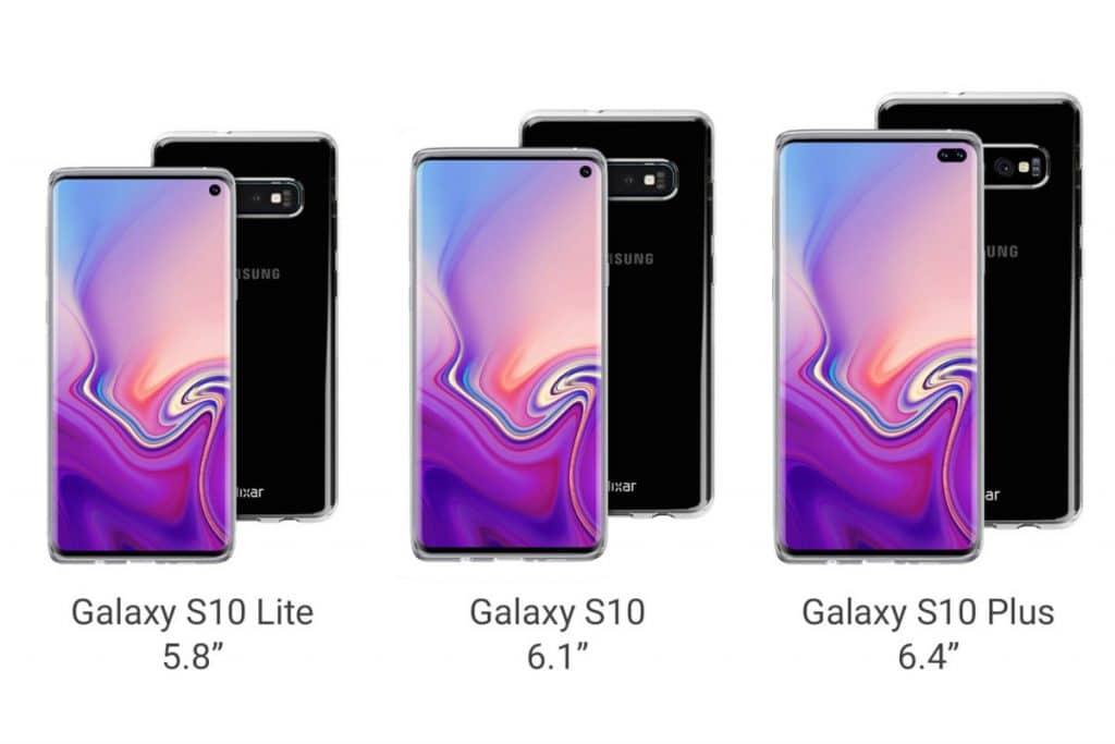 modeles Samsung S10