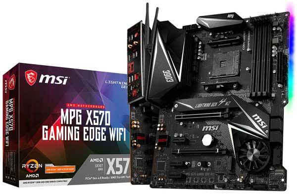 carte mere MSI MPG X570 GAMING EDGE WIFI