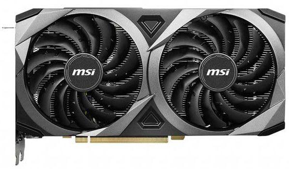 carte graphique MSI GeForce RTX 3070 VENTUS 2X 8G OC