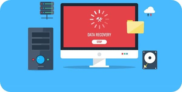 Data recovery luxembourg