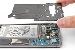 Change Battery Samsung S10+