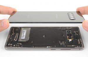 Remplacer Vitre Arrière Samsung S10+