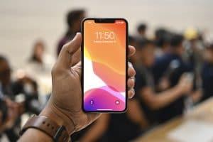 réparation écran iPhone 11 Pro Max