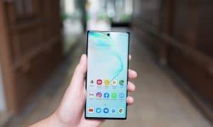 remplacer écran samsung Galaxy Note 10
