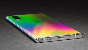 remplacer Coque Samsung Galaxy Note 10+
