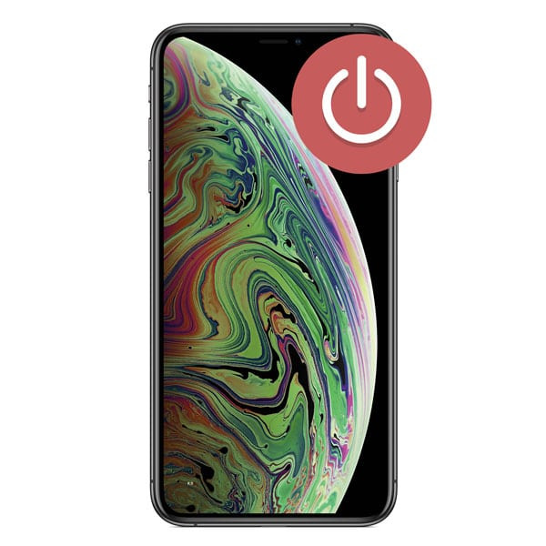 Remplacer Button Power iPhone XS