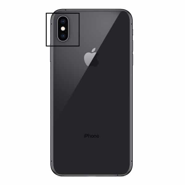 Remplacement Camera Arrière iPhone XS