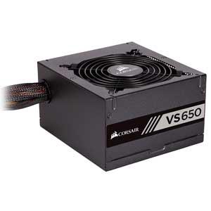 alimentation Corsair Builder Series VS650 80PLUS V2