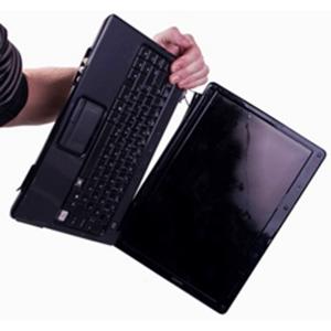 charnière laptop casseé