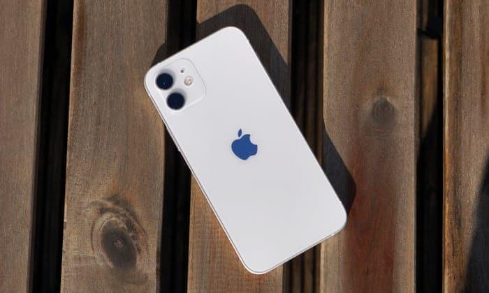 Écran iPhone 12
