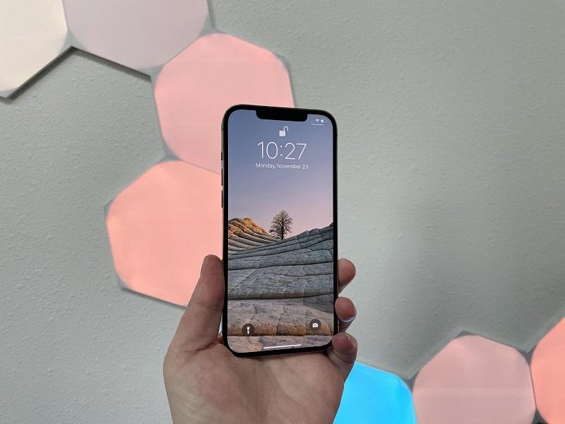 Écran iPhone 12 pro max