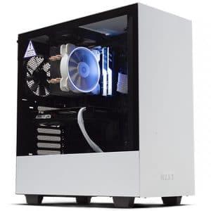 NZXT H510i Blanc noir