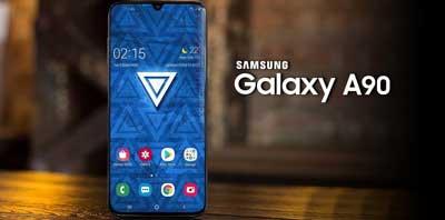 Réparation vitre Samsung Galaxy a90 avec garantie au Luxembourg