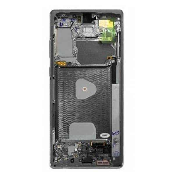 Repair screen Samsung Galaxy note 20 with guarantee in Luxembourg