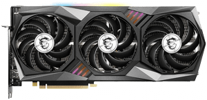 carte graphique MSI GeForce RTX 3070 GAMING X TRIO