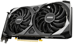 carte graphique MSI GeForce RTX 3060 VENTUS 2X 12G