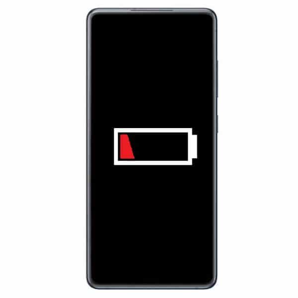 Remplacer batterie samsung s20 fe 5g
