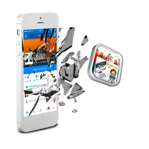 replacer vitre iphone 5